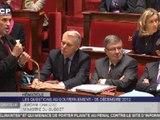 """Reportages :  Jérôme Cahuzac à l'Assemblée : """"je démens catégoriquement les allégations de Mediapart"""""""