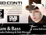 """Top Dubstep Nu Breaks & Dnb Mix by Fed Conti """"Rhum & Bass"""" www.fedconti.com"""