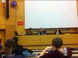 Conférence pour l'égalité des droits entre couples LGBT et couples HETEROS / Intervention de Daniel BORRILLO