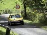 Rallye de Bagnols les Bains 2006