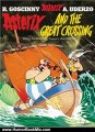 Humor Book Review: Asterix and the Great Crossing (Asterix (Orion Paperback)) by Rene Goscinny, Albert Uderzo