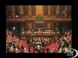 Senato sì dl Sviluppo senza voti Pdl, Pd: Monti salga a Quirinale. Caos in Senato dopo il no del Pdl al decreto