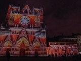 08 LES CHRYSALIDES Cathédrale Saint-jean - Trophée des Lumières France 3 2012