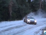 Essais Volkswagen Polo WRC Monte Carlo 2013