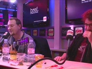 Oldelaf chante La tristitude -  Bref on refait de la radio - samedi 8 décembre sur Rire & Chansons
