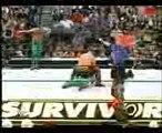 WWE Survivor Series 2003 The Basham Brothers vs  Los Guerreros