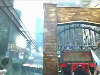 Dunwall City Trials DLC, Gameplay Trailer de Dishonored