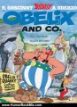 Humor Book Review: Asterix Obelix and Co. by Rene Goscinny, Albert Uderzo
