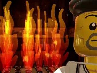 Trailer 12/2012 de LEGO City Undercover