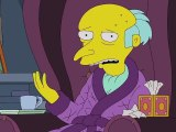The Simpsons – Mr. Burns Explains the Fiscal Cliff