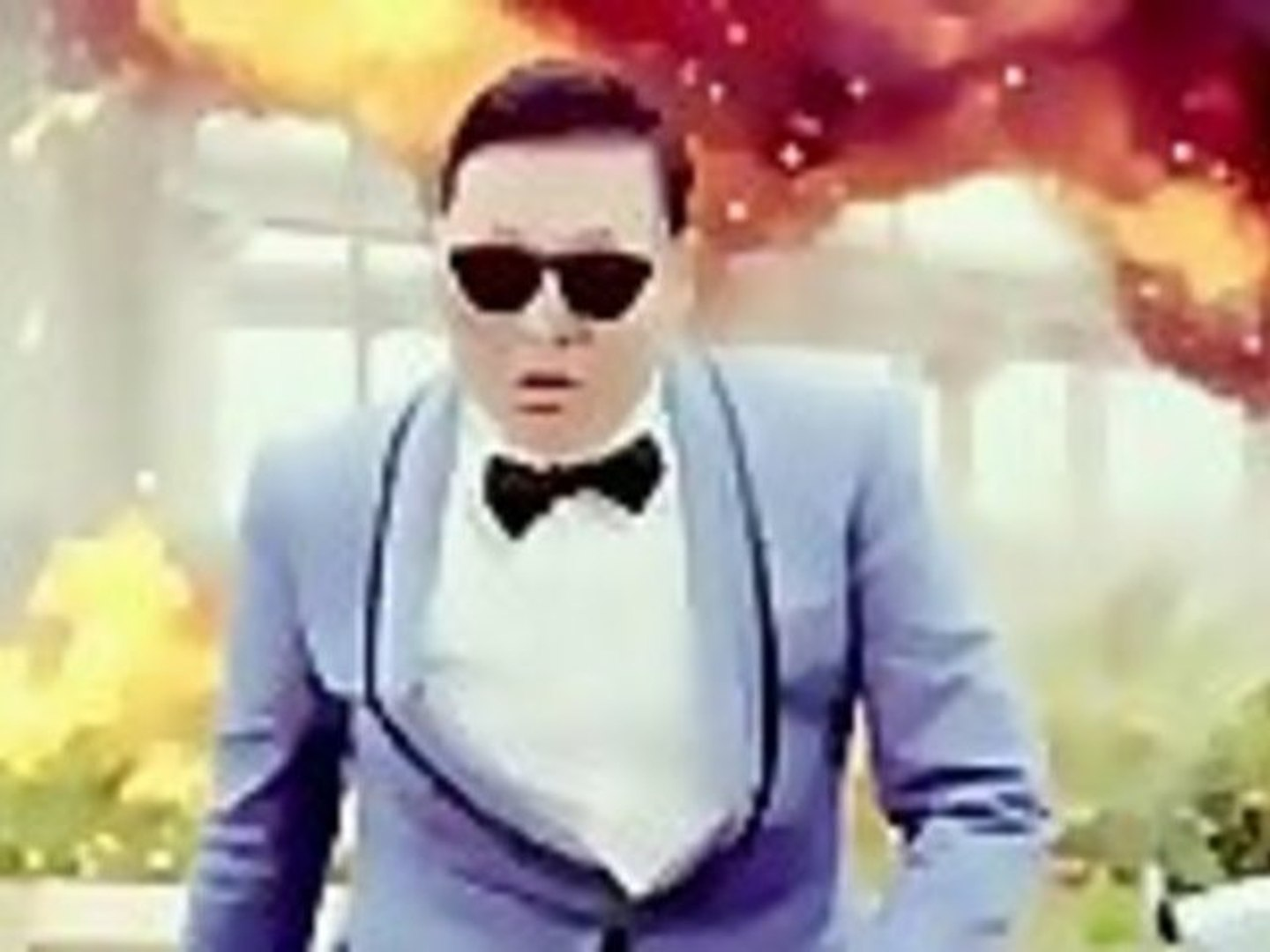 Music Videos Without Music: GANGNAM STYLE
