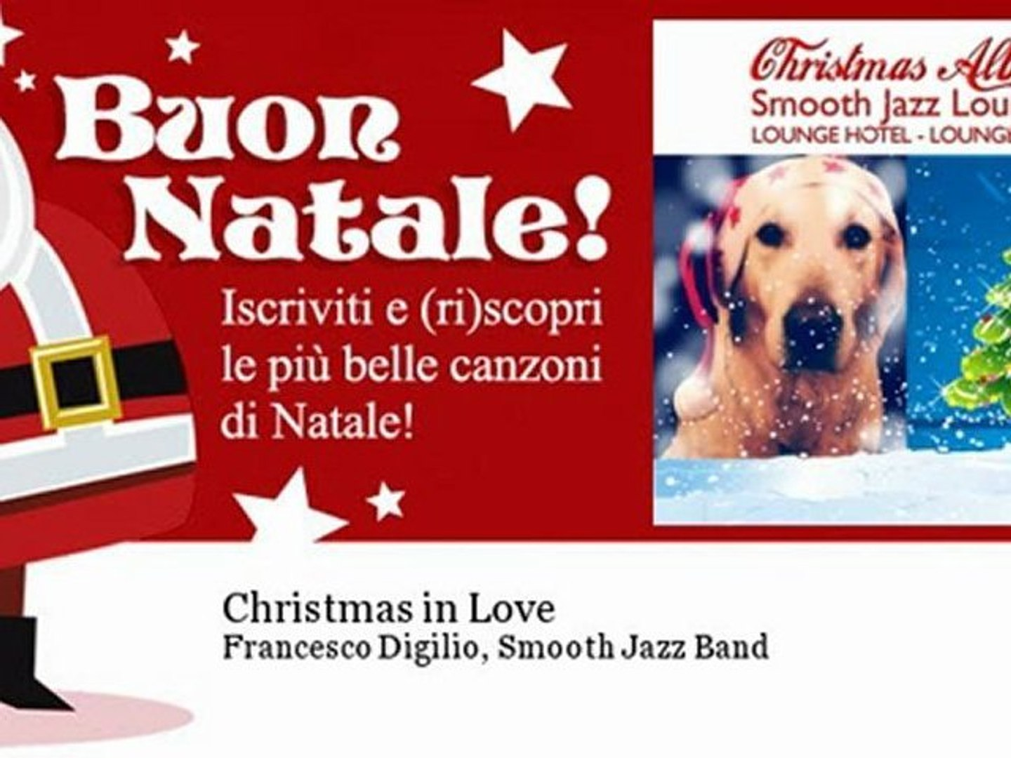 Francesco Digilio, Smooth Jazz Band - Christmas in Love - Natale