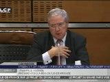 Travaux en commission : Audition de Jean-Paul Huchon, président du Conseil régional d'Ile-de-France