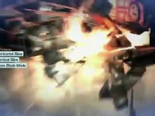 Boot Camp 2012 Ray Gameplay de Metal Gear Rising : Revengeance