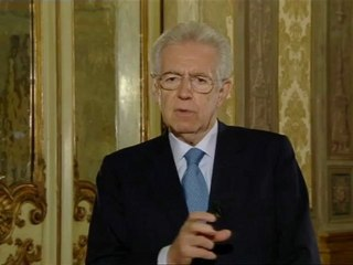 Message from Mario Monti to the EDP Congress