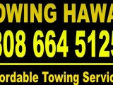 Towing Kaneohe | 808-664-5125 | Kaneohe Towing Services
