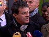 Valls annonce la fin de l'aide au retour des Roms