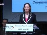 Reportages : Extraits du discours de Ségolène Royal à Bully-les-Mines