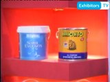 Brighto Paints (Pvt) Ltd  - leading manufacturer of Perfumed Matt Finish Enamel & Gloss Finish (Exhibitors TV Network @ 8th Build Asia 2012)