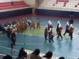 Üniversiteler Arası Halk Oyunları Yarışması - Gazi Üniversitesi Gaziantep Ekibi