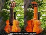 ukulele strumming tutorial