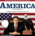 Video Humour Book Review: The Daily Show with Jon Stewart Presents America (The Audiobook): A Citizen's Guide to Democracy Inaction by Jon Stewart (Author Narrator), The Writers of The Daily Show (Author)