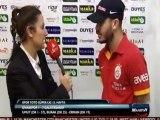 Sivasspor - Galatasaray  Maç Sonu Yekta Kurtuluş Röportajı