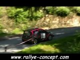 rallye montagne noire 2012 Patrick Benne / Rudy Galinier Mes passages by Rallye Concept