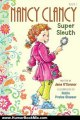 Humor Book Review: Fancy Nancy: Nancy Clancy, Super Sleuth by Jane O'Connor, Robin Preiss Glasser