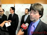 Ken Burns at 2012 IDA Documentary Awards #IDAawards #TheCentralParkFive @KenBurns