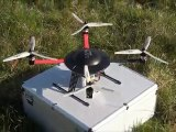 UAV DRONE - WALKERA MX400 QUADCOPTER AND DEVO 8 WITH GOPRO HD (UAV DRONES) www.UAVDronesForSale.com
