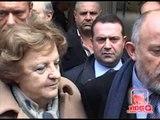 Napoli - Cancellieri in visita alla scuola Montale di Scampia (live 07.12.12)