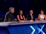 Jahmene Douglas sings Etta James At Last - X Factor Semi-Final 2012 - The X Factor UK 2012