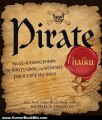 Humour Book Review: Pirate Haiku: Bilge-sucking Poems of Booty, Grog, and Wenches for Scurvy Sea Dogs by Michael P. Spradlin