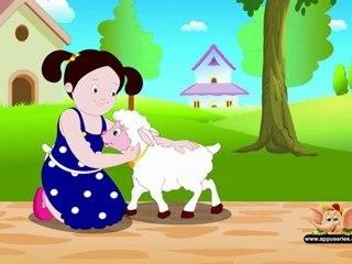 Mary had a Little Lamb in Kannada