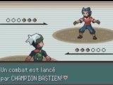 (WT) Pokémon Version Emeraude [05] : L' Arène du Village Myokara et Champion Bastien