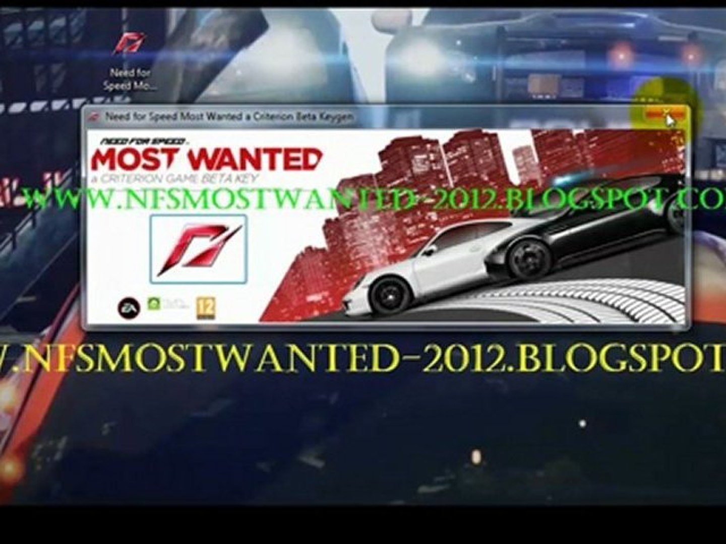 Need For Speed Most Wanted A Criterion Redeem Code Video Dailymotion