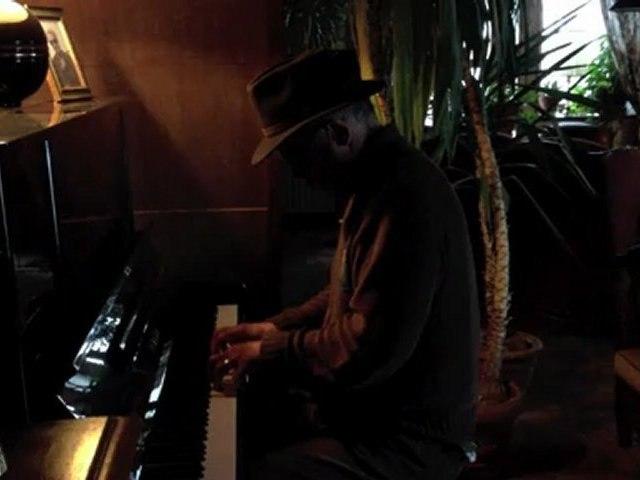 Clin d'oeil pianistique de Gégé