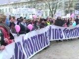 3500 Manifestants à Nancy - La Manif Pour Tous 8 décembre 2012