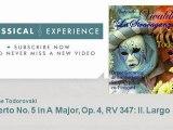 Antonio Vivaldi : Concerto No. 5 - ClassicalExperience