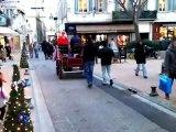Calèche du Père Noël Avignon