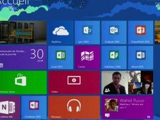 Office 2013 - Matthieu Castel nous présente le nouveau One Note et One Note MX !
