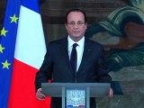 Discours à l'occasion de la réception du comité des signataires de l'accord de Nouméa