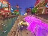 Sonic & All-Stars Racing Transformed - Gameplay #2 - 3 courses, 3 univers et 3 pilotes en vidéo maison