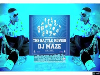 "DJ MAZE - WESTERN ""THE BATTLE MOVIE 2"" (Breakbeat)"