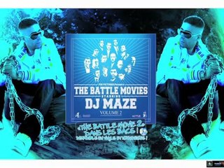 "DJ MAZE - RUSH ""THE BATTLE MOVIE 2"" (Breakbeat)"