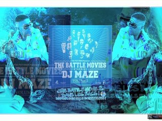 "DJ MAZE - BIRDY IN THE SUNSHINE ""THE BATTLE MOVIE 2"" (Breakbeat)"