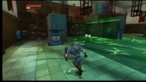 Captain America (Wii) part 3 High Voltage!