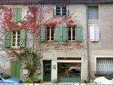 MC2510 Vente maison Tarn.  Cordes sur Ciel, batisse en pierre et boutique  de 90 m² de SH, 3 chambres, entièrement restaurée .