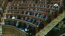 Rajoy culpa al PSOE de las medidas del Gobierno